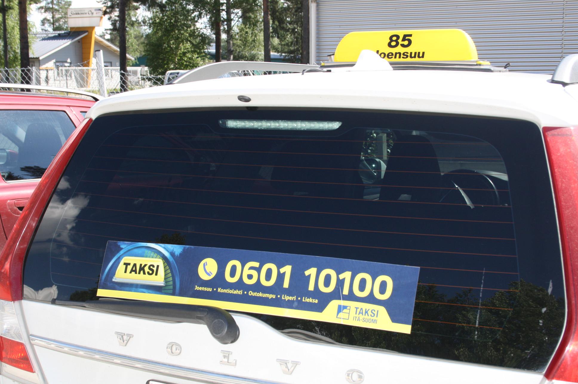Taxi Itä Suomi